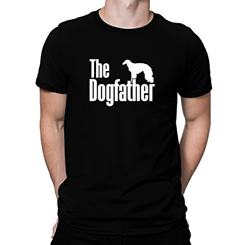 Teeburon The Dogfather Silken Windhound Camiseta