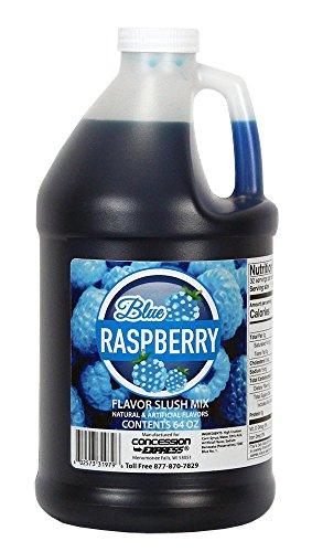 Concession Express Slush Syrup (Blue Raspberry)