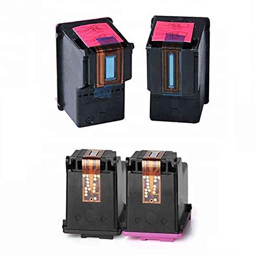 Cartucho compatible para HP 304 XL negro impresora Deskjet 3700 3720 3730 3732