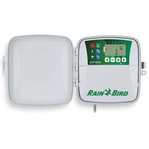 Programador eléctrico ESP RZX4 Exterior Rain Bird (programador 4 zonas)
