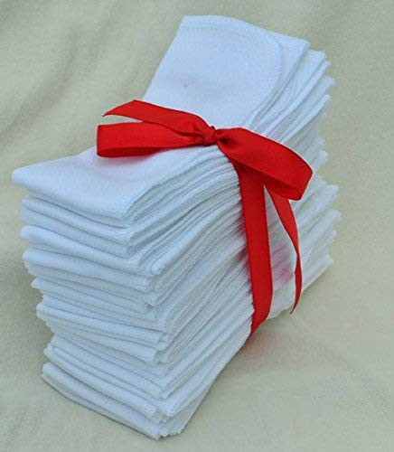 1 Ply 11x12 Inches White Cotton Set Paperless of Birdseye Towel Discount Arlington Mall mail order