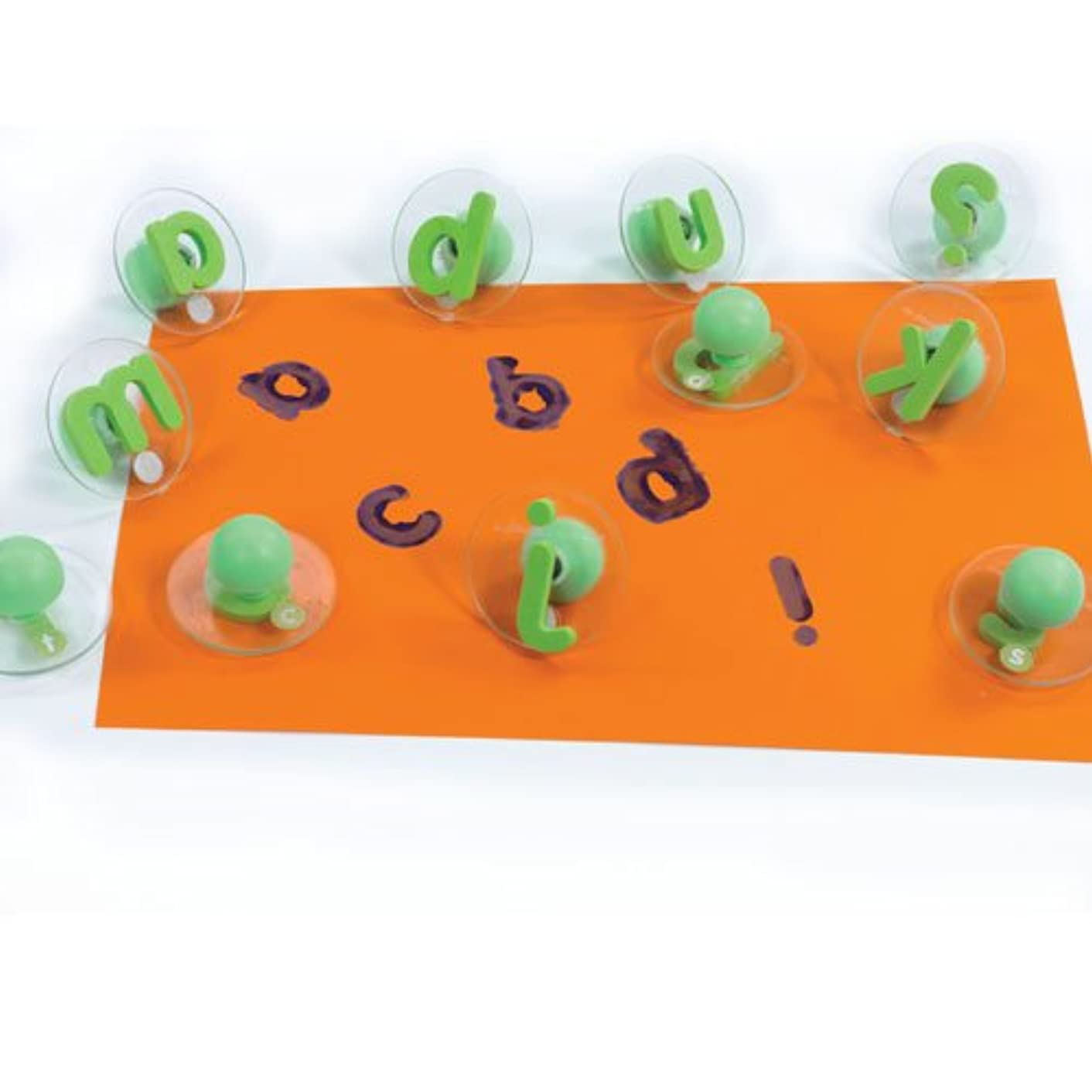 Center Enterprise CE6712 READY2LEARN Giant Lowercase Alpha Letters (Pack of 28)