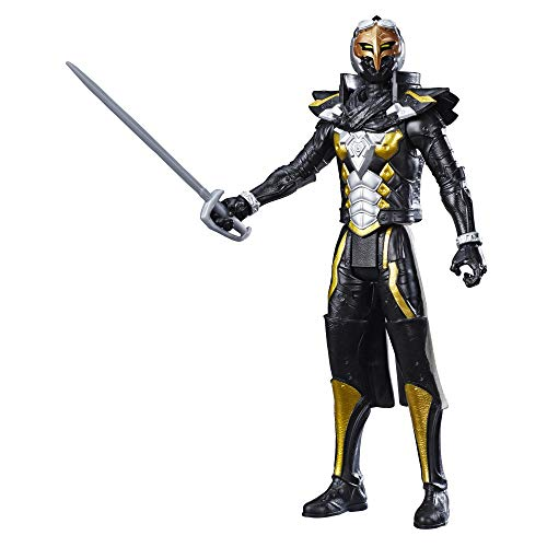 Power Rangers Beast Morphers Cybervillain Robo-Blaze, 30 cm große Action-Figur TV-Serie