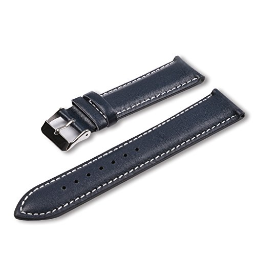 Smartwatch Wechselarmband 24mm Navy Blue für XLYNE NARA XW PRO