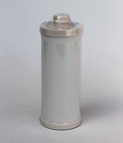 Bio Water Wasserfilter Wasserhahn mit Hahnschalter Wasser Filtersystem Leitungswasser Trinkwasser Filter Küche Wasserreiniger (Ersatzfilter)