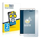 BROTECT 2X Entspiegelungs-Schutzfolie kompatibel mit Huawei MediaPad T2 7.0 Pro Bildschirmschutz-Folie Matt, Anti-Reflex, Anti-Fingerprint