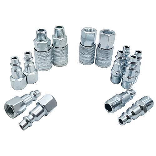 PalNour 14 Piece Air Coupler