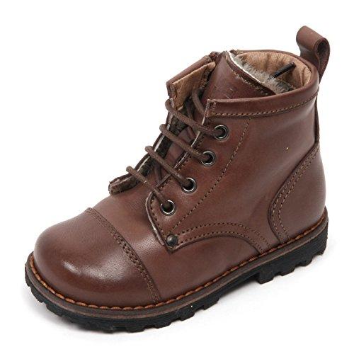 Momino C1322 scarponcino Bimbo ALFA Scarpa Anfibio Marrone Boot Shoe Kid [24]