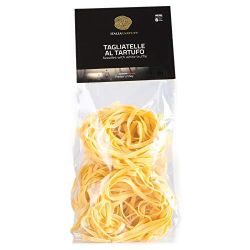 Italien Trüffel - Tagliatelle Nudeln mit weißen Trüffeln 500 g (Eiernest)