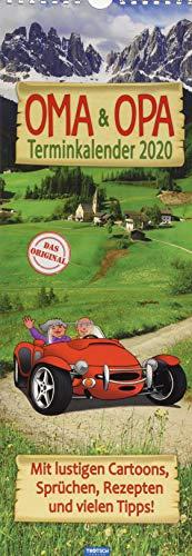 Maxi-Streifenkalender