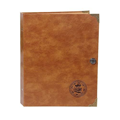 A0ZBZ Álbum de colección de 150 Monedas + 240 Libro de colección...