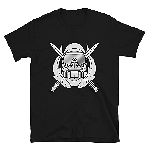 US Army Special Forces Underwater Operations Combat Diver Marine Buceo Camiseta