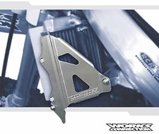 Works Connection Aluminum Radiator Braces for Honda CRF250R 2004-2005