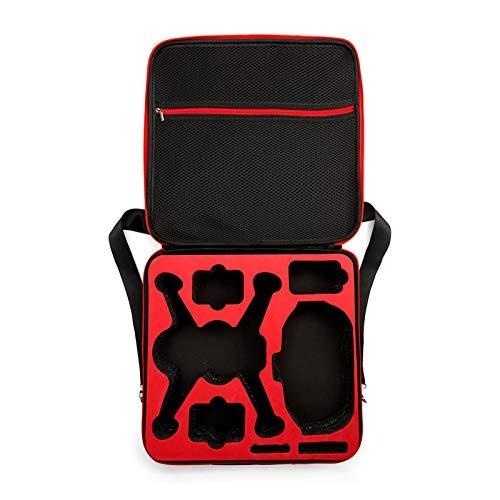 EKDJKK Tragbare Tragetasche für DJI FPV Reise-Drohnen-Zubehör, Nylon-Aufbewahrungstasche für DJI FPV Combo-Zubehör, langlebiger Aufbewahrungskoffer Rucksack für DJI FPV Drohnen-Combo