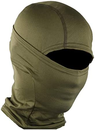 Sirius Survival Balaclava Tactical Face Mask Great for Skiing, Paintball, Air Soft, Running – Multiple Color Options