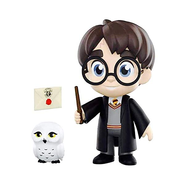 Funko 30449 5 Star Potter: Harry Figuras coleccionables, Multicolor, estándar 3