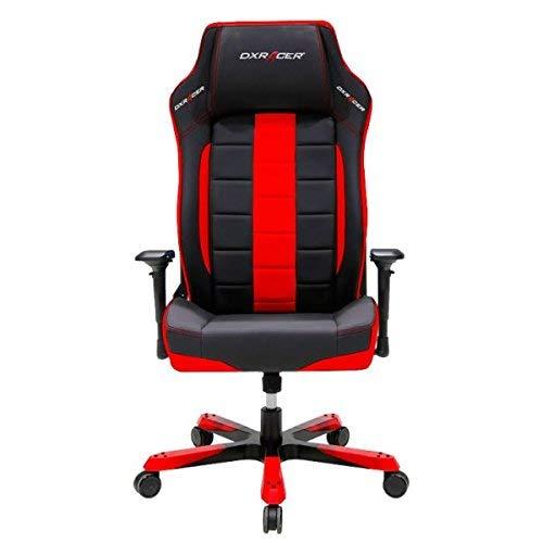 Preisvergleich Produktbild DXRacer Office Chair,  OH / BF120 / NR,  B-Serie,  schwarz-rot