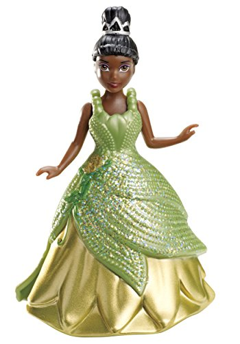 Mattel Disney Princess Little Kingdom MagiClip Fashion Tiana Doll