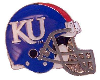 NCAA Kansas Jayhawks Helmet Pin