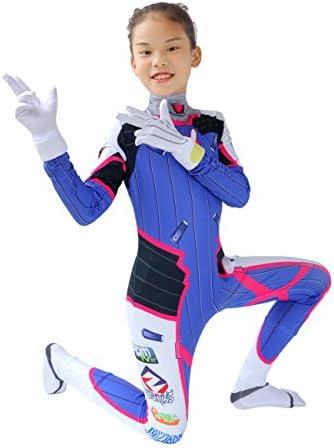 Chun li toddler costume _image3