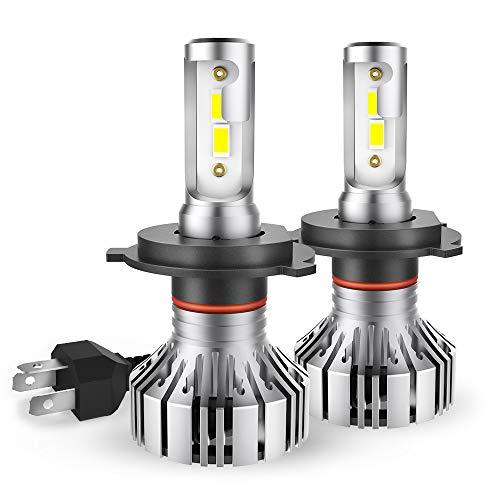h4 high low led lights - 2
