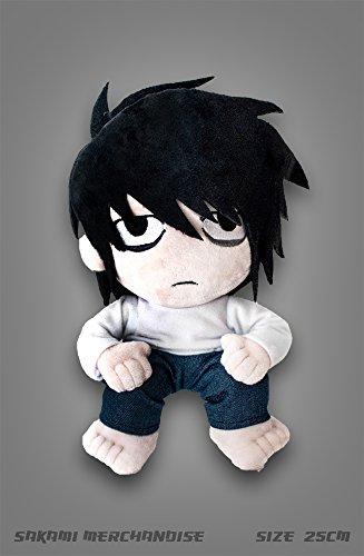 Figura de Peluche (25 cm), diseño de Death Note