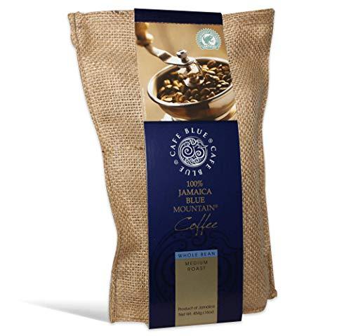 Coffee Traders Café Blue 100% Grains de Blue Mountain de Jamaïque Café (454g)