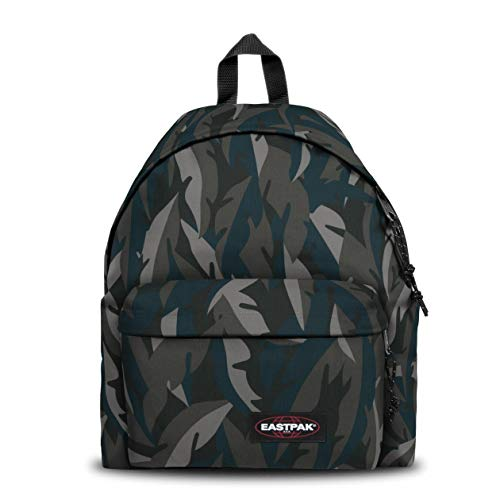 Eastpak Padded Pak'r Backpack, 40 cm, 24 L, Leaves Dark (Grey)