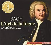 ANDRE ISOIR - Js Bach - The Art Of Fugue-Bwv1080 (1 CD)