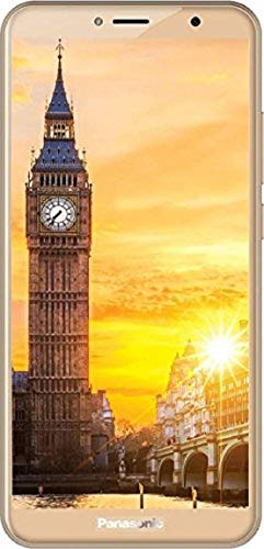 Panasonic Eluga Ray 550 (3GB RAM, Full View Display, Gold)