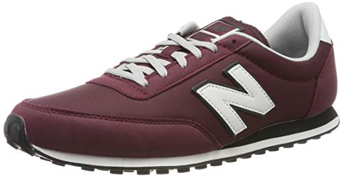 New Balance 410, Zapatillas Unisex Adulto, Rojo (Red/White Ar), 41.5 EU