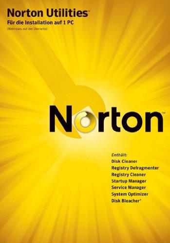 Norton Utilities [import allemand]