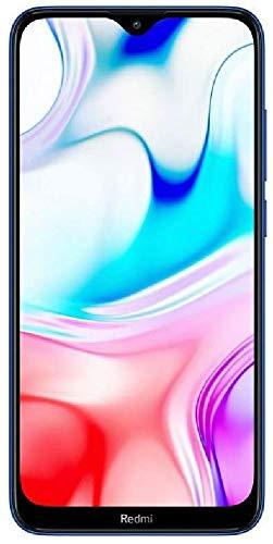 Xiaomi Redmi 8-64GB 4GB Sapphire Blue, Azul