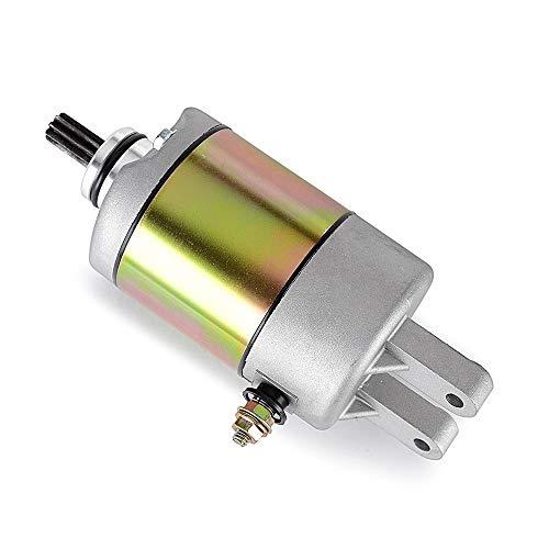 ZMMWDE Motor de Arranque eléctrico del Motor,para contraseña Malaguti Madison 250 X3M 125cc Enduro Supermotard 1999-2012 1B7-81890-00