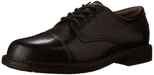 Dockers Men's Gordon Leather Oxford Dress Shoe,Black,9.5 W US