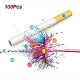 Yousir 100PCS Capsule aromatiche alla Menta e mentolo Filtro per Sigarette con Capsule esplosive Fai-da-Te