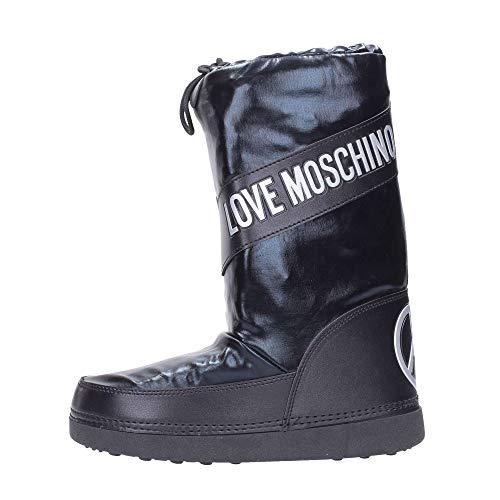 Love Moschino Ski Boot Bottes Femmes Noir - 35/36 - Bottes de Neige