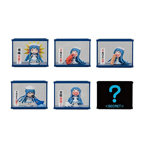 Shinryaku!? Ika Musume: Mini Ika Musume Minimini Breeding Kit PVC Figura (1 Random Blind Box)