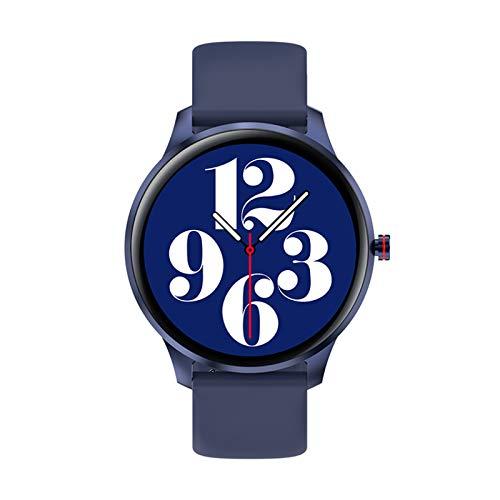 CHANGLONG LW29 reloj inteligente de monitoreo de frecuencia cardíaca/presión arterial IP68 impermeable para hombre y mujer Tracker pulsera inteligente