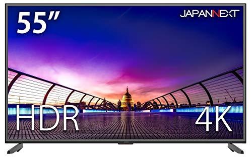 JAPANNEXT JN-V5500UHDR 4K 55インチ液晶ディスプレイ UHD