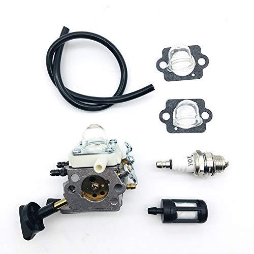 XCQ High Performance C1M-S260B Carb Carburetor 4241 120 0615 Gaskets Compatible for Stihl Blower BG56 BG56C Durable 1128