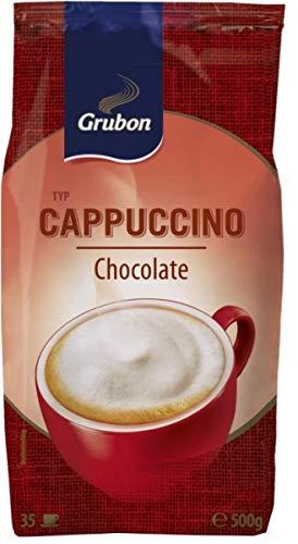 Grubon Schaum-Cappuccino Typ Chocolate, 10 x 500g = 5,00 Kg