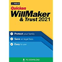Deals on Nolo's Quicken WillMaker & Trust 2021 Digital