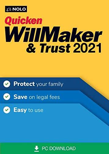 Nolo WillMaker & Trust 2021 [PC Download]