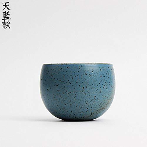 Old Bakery Tea Cup grof keramische keramische thee Kung Fu theeceremonie kopje thee Pu'er keramische,B