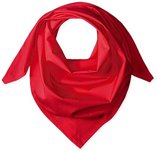 Uncommon Threads Unisex Chef Neckerchief, Red, One Size