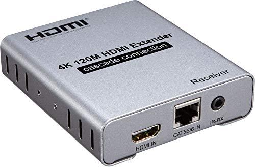 PremiumCord 4K HDMI aparte ontvanger voor Extender Code: khext120-5