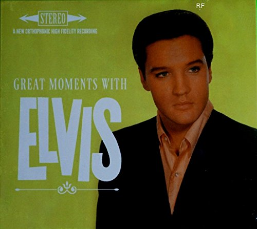 Elvis Presley CD Great Moments With Elvis - Digipack
