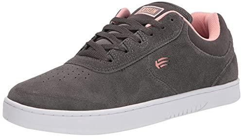 Etnies Herren Joslin Low Top Skate Schuh, Grau (grau/pink), 43 EU