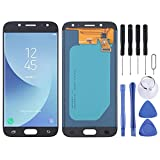 Pantalla LCD para Samsung Pantalla LCD y ensamblaje Completo del digitalizador (Material TFT) For Galaxy J5 (2017) (Color : Black)